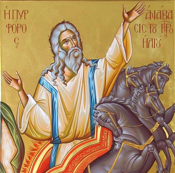 Ο προφήτης Ηλίας και οι ιερείς του Βάαλ: Η Αλήθεια έναντι της πλάνης    Πεμπτουσία