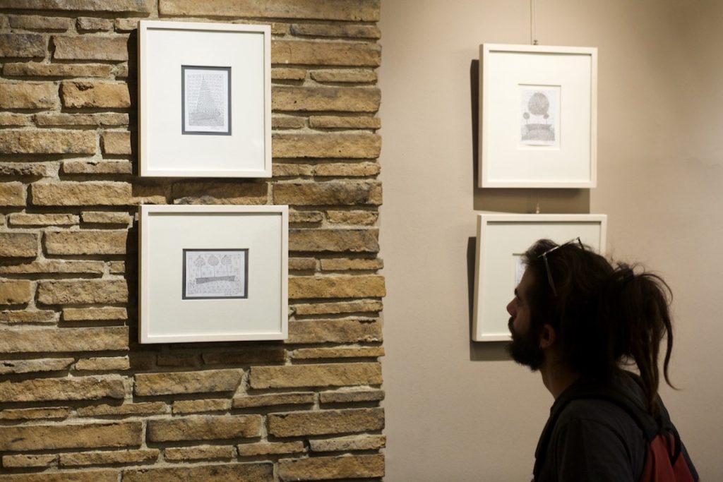 Έκθεση ζωγραφικής του Στέλιου Κούκου στην «Ζώγια»: Πού πας καραβάκι με τέτοιον καιρό; Ημέρα εγκαινίων