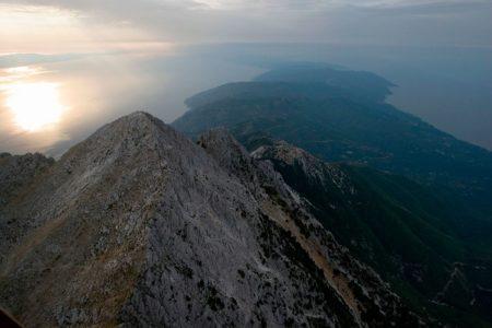 Αγιασμός, Άγιον Όρος και κόσμος