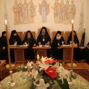 Λαμπροί Εορτασμοί στη Ιερά Μεγίστη Μονή Βατοπαιδίου για την 500ή επέτειο του Αγίου Μαξίμου