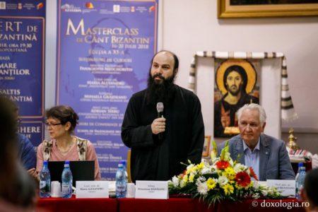 Για 11η χρονιά το Masterclass Βυζαντινής Μουσικής Ιασίου