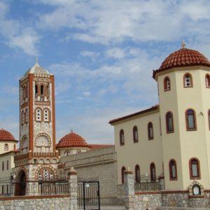 Η Κυρία Θεοτόκος, η Γοργοεπήκοος και το Μοναστήρι της στη Μάνδρα