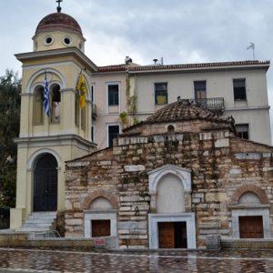 Παναγία Παντάνασσα – Μοναστηράκι (Βυζαντινά αριστουργήματα της Αθήνας)