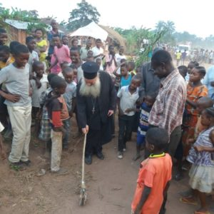 Ιεραποστολική περιοδεία στο Κεντρικό Κασάι του Κογκό