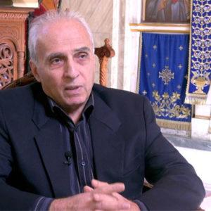 Χερουβικόν ήχ. πλ. β΄ Νίκος Παπασάββας