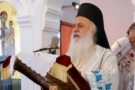 «Εκείνο πού μας χρειάζεται, έλεγε ο άγ. Κοσμάς, είναι ο Χριστός και η Ελλάδα»