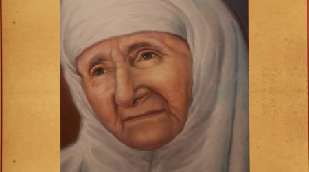 Η Γερόντισσα της Χαράς, Mοναχή Γαβριηλία Παπαγιάννη