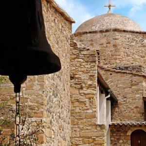 Ο Άγιος Ηρακλείδιος, ο πρώτος Επίσκοπος Ταμασσού