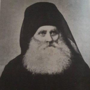 Ιερομόναχος Βαρλαάμ Καψαλιώτης (1833 – 1934)