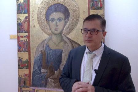 Κυπριακώ τω τρόπω: Η ζωγραφική της Κύπρου κατά τον 13ο αιώνα