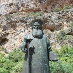 Ο Φτελιάς ευωδίαζε Πατρο-Κοσμά