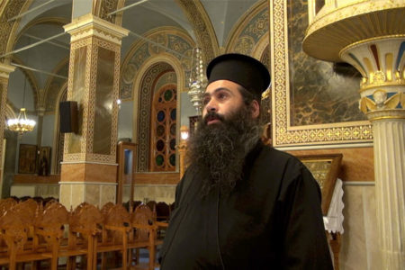 Τα ιερά κειμήλια του Ι. Μητροπολιτικού ναού αγ. Μηνά Χίου