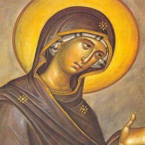 Η αιώνια παρθενία της Θεοτόκου στην Καινή Διαθήκη (Αγίου Νεκταρίου)