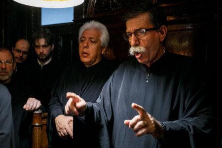 Αγρυπνία για την Αγία Σκέπη της Θεοτόκου στο Ιάσιο-Φεστιβάλ Βυζαντινής Μουσικής 2018