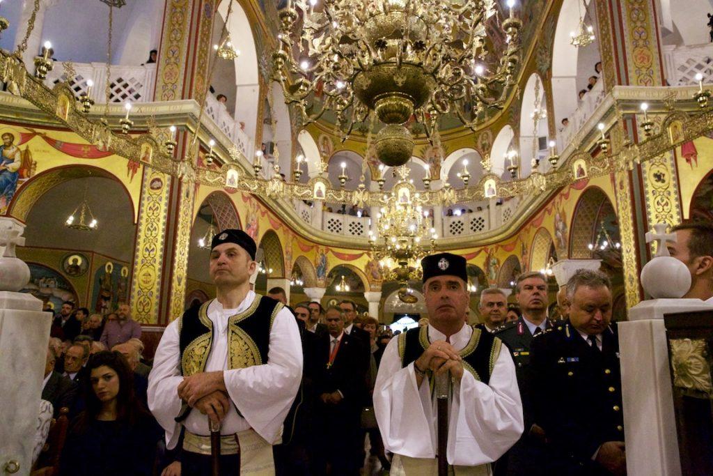 Πατριαρχικό Συλλείτουργο για την Μνήμη των Νεκρών του Α΄ Παγκοσμίου Πολέμου