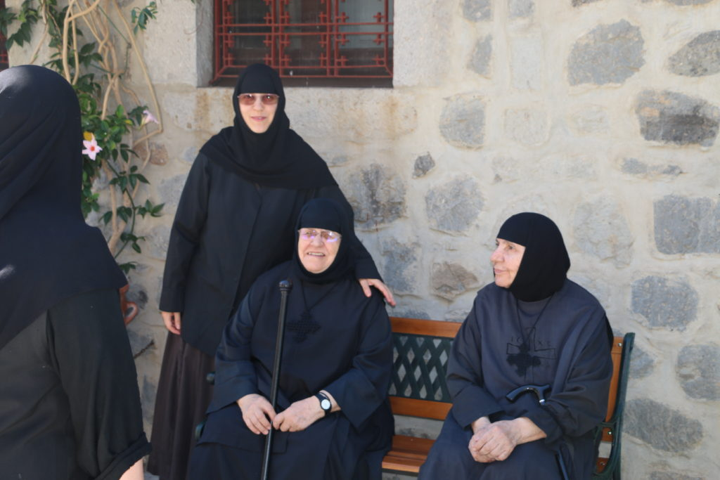 Αγιοκατάταξη Γέροντος Αμφιλοχίου Μαρκή στην Ι. Μ. Ευαγγελισμού Μητρός Ηγαπημένου Πάτμου