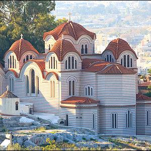 Αγία Μαρίνα Θησείου  (Βυζαντινά αριστουργήματα της Αθήνας)