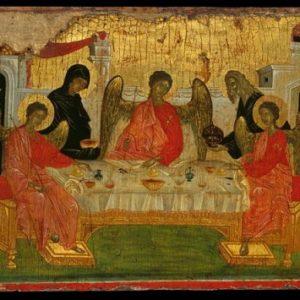 Περί της Αγίας Τριάδος κατά τη διδασκαλία του αγίου Ιωάννου του Δαμασκηνού