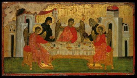 Η Αγία Τριάς και η σχέση Της με τον κόσμο
