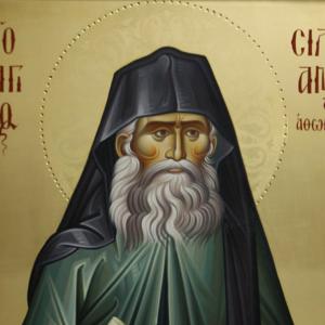 Η μορφή και η εμφάνιση του Αγίου Σιλουανού του Αθωνίτη