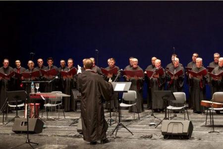 Ύμνοι στην Παναγία Εικοσιφοίνισσα (Χορός Ψαλτών Θεσσαλονίκης)