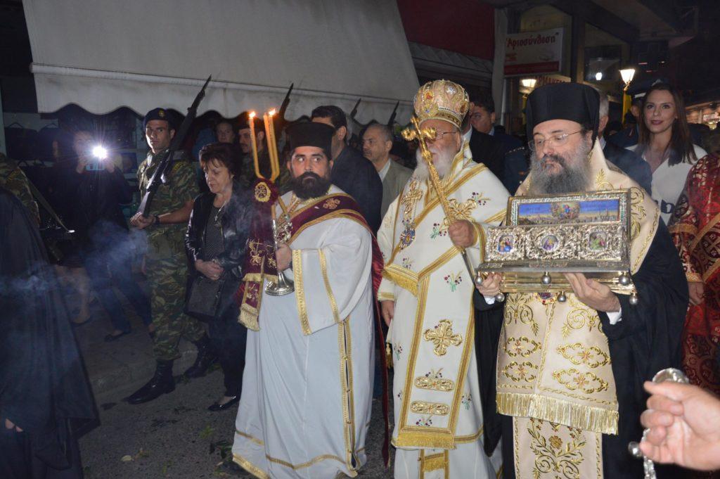 Η Αγία Ζώνη στην καρδιά της Πελοποννήσου την Τρίπολη