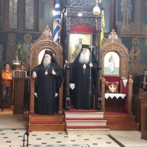 Ο Άγιος Λουκάς Συμφερουπόλεως ο Ιατρός στα Γρεβενά
