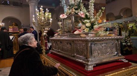 Πολυαρχιερατική  Θεία Λειτουργία για την εορτή του Πολιούχου της Θεσσαλονίκης