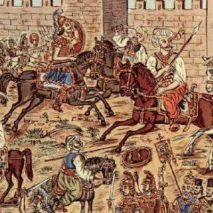 Ο Βυζαντινός ιστορικός και λόγιος [Μιχαήλ] Δούκας και η άλωση της Πόλης