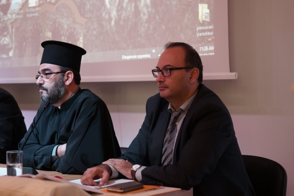 Στιγμές από το Ζ΄ Διεθνές Συνέδριο του Ιδρύµατος Βυζαντινής Μουσικολογίας