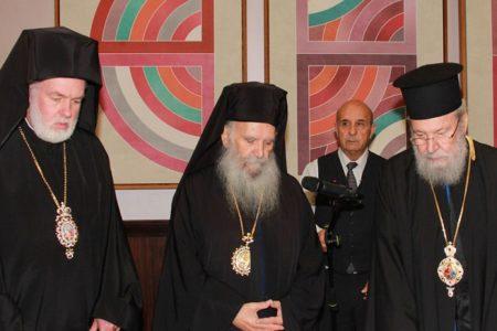 Αρχιεπίσκοπος Θυατείρων και Μεγάλης Βρετανίας κ. κ. Γρηγόριος: 30 έτη ποιμαντικής οιακοστροφίας