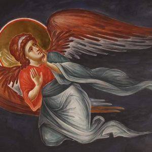 Ο φύλακας Άγγελός του τον βοήθησε να εξομολογηθεί
