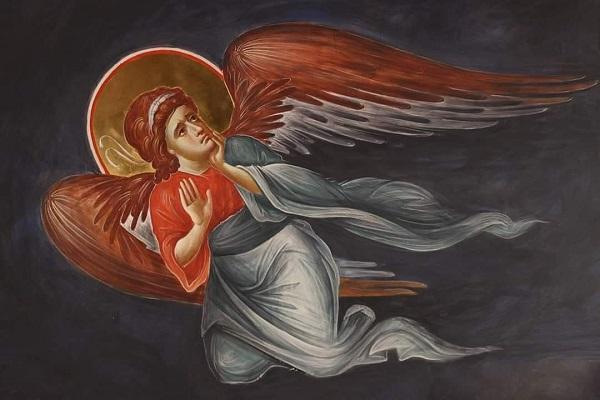 Ο φύλακας Άγγελός του τον βοήθησε να εξομολογηθεί | Πεμπτουσία