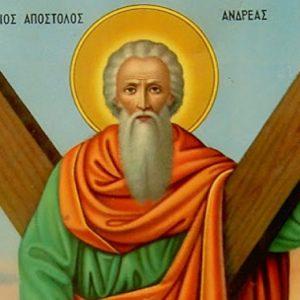 Ο Απόστολος Ανδρέας, από ψαράς σε αλιέας ψυχών