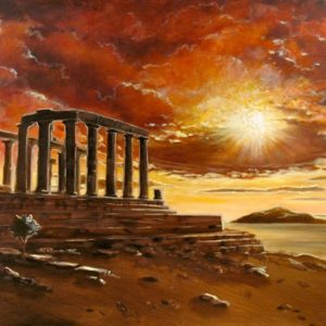 Λόγος E΄: Λόγος στηλιτευτικός κατά της ελληνικής πλάνης