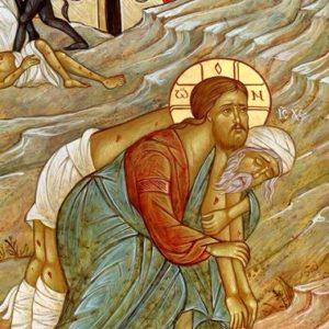 Το νηπτικό έλεος του Καλού Σαμαρείτη
