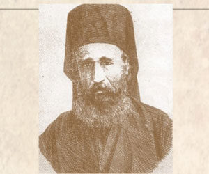 «Μητροπολίτης Κιτίου Κυπριανός Οικονομίδης»