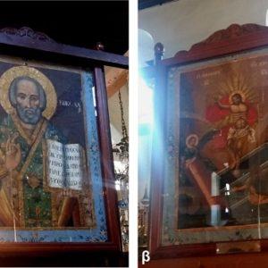 Από τον εντοπισμό, στην συντήρηση και την αποκατάσταση: Η ιστορία διάσωσης ενός αμφιπρόσωπου εκκλησιαστικού λάβαρου
