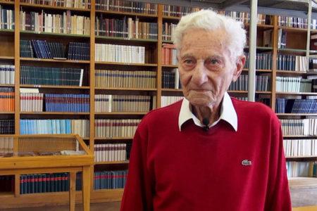 Ιωάννης Κ. Μαζαράκης-Αινιάν: Ζωντανή μαρτυρία του Μακεδονικού Αγώνα