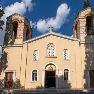 Μεταμόρφωση Σωτήρος – Πλάκα (Βυζαντινά αριστουργήματα της Αθήνας)
