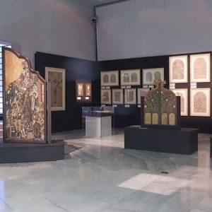 «Το ξυλόγλυπτο τέμπλο των μεταβυζαντινών χρόνων (16ος – 19ος αι.)»