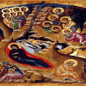 «Δεύτε ίδωμεν πιστοί» – Κάθισμα της εορτής των Χριστουγέννων