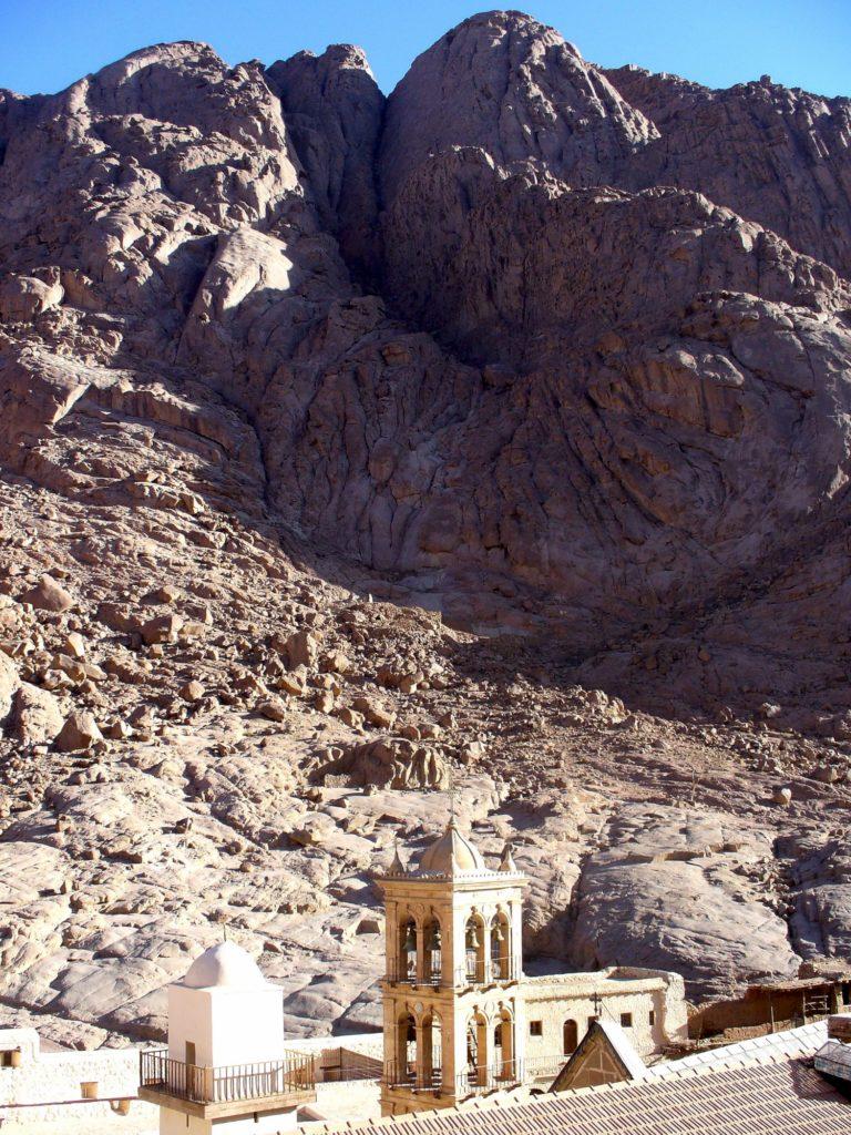 Του Κόσμου τα Γυρίσματα – Αγία Αικατερίνα στο Σινά, 27 – 11 – 2008