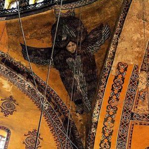 «'οὐρανός ἄλλος ἔραζε, πελώριον ὄμμασι θαῦμα': Το ταξίδι της Αγίας Σοφίας στον χρόνο»