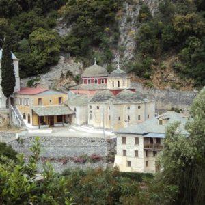 Μοναχός Θεοφύλακτος Καυσοκαλυβίτης (1875-1927)