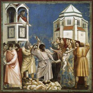 Η σφαγή των Νηπίων κατά τον Ιερό Φώτιο
