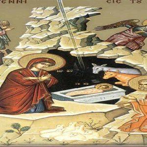 «Έσωσεν λαόν θαυματουργόν Δεσπότην» – Ιαμβικές καταβασίες των Χριστουγέννων