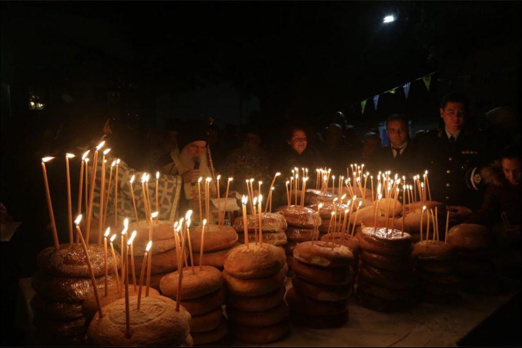 Στιγμές κατάνυξης και πνευματικής ανάτασης στον Άγιο Νικόλαο (Πόρτο Λάγος)