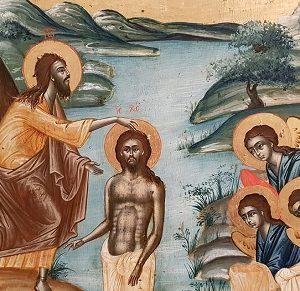 Η σημασία της Βάπτισης τού Ιησού Χριστού στον Ιορδάνη