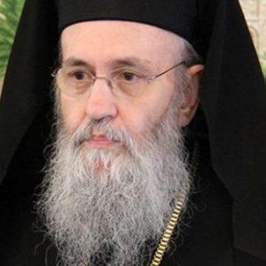 ΖΩΝΤΑΝΗ ΜΕΤΑΔΟΣΗ: Ο Μητροπολίτης Ναυπάκτου για τον σύγχρονο Άγιο Καλλίνικο επίσκοπο Εδέσσης
